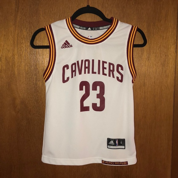 b0aaa4892 adidas Other - Cleveland Cavaliers Youth Basketball Jersey
